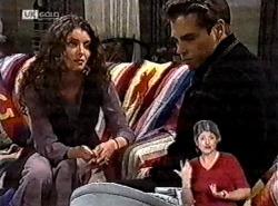 Gaby Willis, Mark Gottlieb in Neighbours Episode 2213