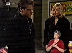 Mark Gottlieb, Annalise Hartman in Neighbours Episode 2213
