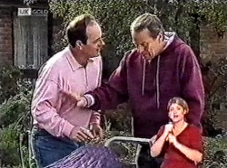 Philip Martin, Doug Willis in Neighbours Episode 2214