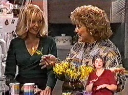 Annalise Hartman, Cheryl Stark in Neighbours Episode 2214