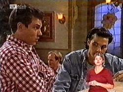 Mark Gottlieb, Sam Kratz in Neighbours Episode 2214