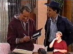 in Neighbours Episode 2214
