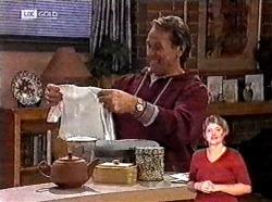 Doug Willis in Neighbours Episode 2214