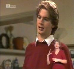 Brett Stark in Neighbours Episode 2215