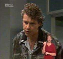 Jack Flynn in Neighbours Episode 2215