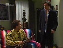 in Neighbours Episode 2219