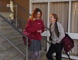 Cody Willis, Debbie Martin in Neighbours Episode 2219