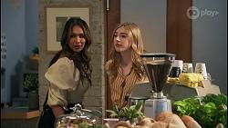 Dipi Rebecchi, Mackenzie Hargreaves in Neighbours Episode 8657