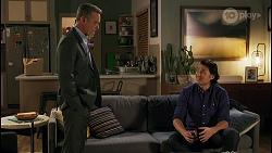 Paul Robinson, Leo Tanaka in Neighbours Episode 8657
