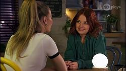 Chloe Brennan, Nicolette Stone in Neighbours Episode 8657