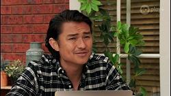 Leo Tanaka in Neighbours Episode 8657