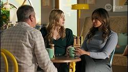 Karl Kennedy, Mackenzie Hargreaves, Dipi Rebecchi in Neighbours Episode 8657