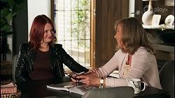 Nicolette Stone, Jane Harris in Neighbours Episode 8657