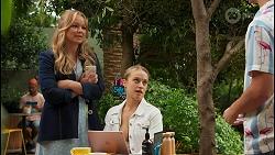 Harlow Robinson, Roxy Willis in Neighbours Episode 8658