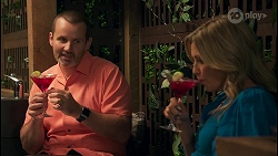 Toadie Rebecchi, Amy Greenwood in Neighbours Episode 8658