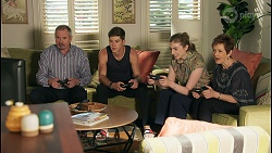 Karl Kennedy, Hendrix Greyson, Mackenzie Hargreaves, Susan Kennedy in Neighbours Episode 8659