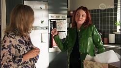 Jane Harris, Nicolette Stone in Neighbours Episode 8660