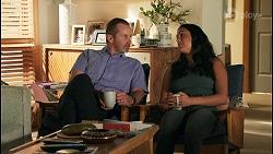 Toadie Rebecchi, Yashvi Rebecchi in Neighbours Episode 8660