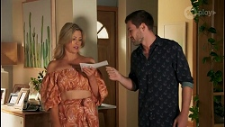 Amy Greenwood, Ned Willis in Neighbours Episode 8660