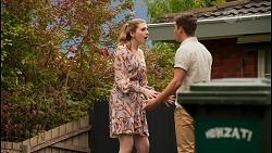 Mackenzie Hargreaves, Hendrix Greyson in Neighbours Episode 8660