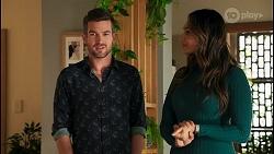 Ned Willis, Dipi Rebecchi in Neighbours Episode 8660