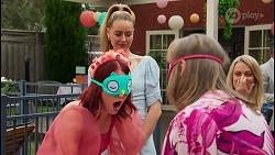 Chloe Brennan, Nicolette Stone, Jane Harris, Roxy Willis in Neighbours Episode 8661
