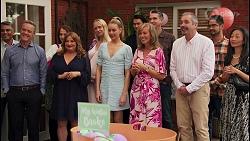 Paul Robinson, Terese Willis, Chloe Brennan, Leo Tanaka, Jane Harris, Karl Kennedy in Neighbours Episode 8661