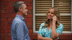 Paul Robinson, Harlow Robinson in Neighbours Episode 8661