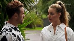 Aaron Brennan, Chloe Brennan in Neighbours Episode 8663