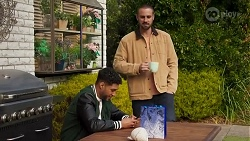 Levi Canning, Kyle Canning in Neighbours Episode 8663