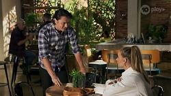 Leo Tanaka, Chloe Brennan in Neighbours Episode 8663