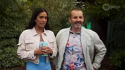 Yashvi Rebecchi, Toadie Rebecchi in Neighbours Episode 8663