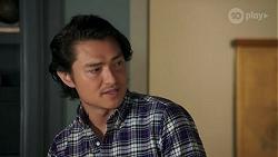 Leo Tanaka in Neighbours Episode 8663