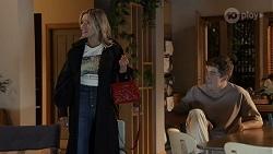 Amy Greenwood, Hendrix Greyson in Neighbours Episode 8664
