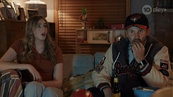 Mackenzie Hargreaves, Toadie Rebecchi in Neighbours Episode 8664