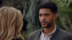 Sheila Canning, Levi Canning in Neighbours Episode 8664