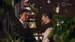 Jesse Porter, Curtis Perkins in Neighbours Episode 8664