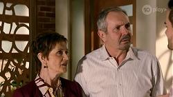 Susan Kennedy, Karl Kennedy, Curtis Perkins in Neighbours Episode 8664