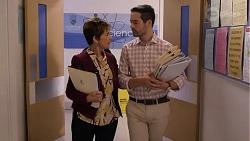 Susan Kennedy, Curtis Perkins in Neighbours Episode 8664