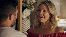 Ned Willis, Amy Greenwood in Neighbours Episode 8664