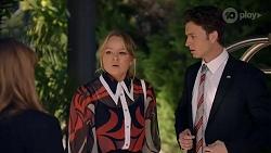Terese Willis, Harlow Robinson, Jesse Porter in Neighbours Episode 8665