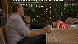 Toadie Rebecchi, Amy Greenwood in Neighbours Episode 8665