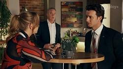 Harlow Robinson, Paul Robinson, Jesse Porter in Neighbours Episode 8665