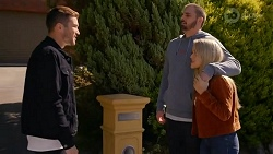 Ned Willis, Kyle Canning, Roxy Willis in Neighbours Episode 8665