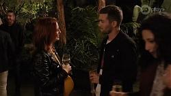 Nicolette Stone, Ned Willis in Neighbours Episode 8666