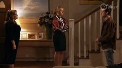 Terese Willis, Harlow Robinson, Jesse Porter in Neighbours Episode 8666
