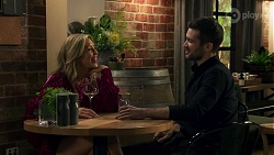 Amy Greenwood, Ned Willis in Neighbours Episode 8670