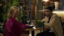 Amy Greenwood, Levi Canning in Neighbours Episode 8670