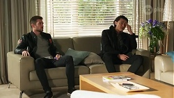 Ned Willis, Leo Tanaka in Neighbours Episode 8670