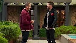 Toadie Rebecchi, Ned Willis in Neighbours Episode 8670